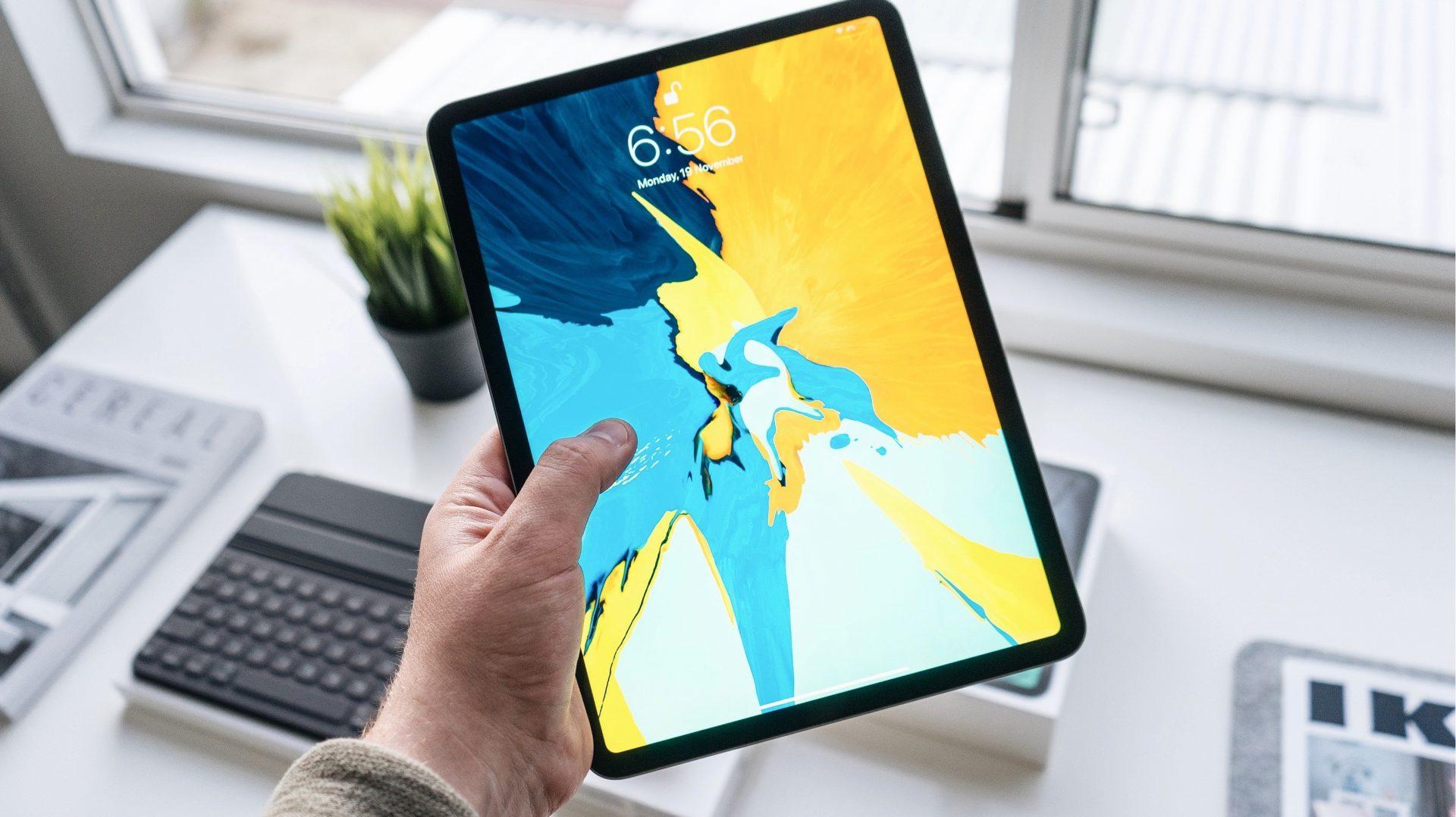 iPad Ribeirão